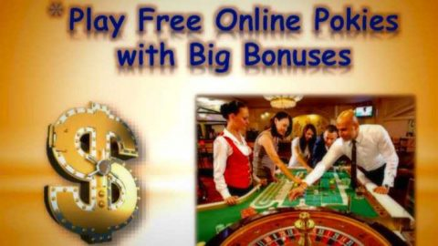 Free online pokies are the fastest way to have fun!