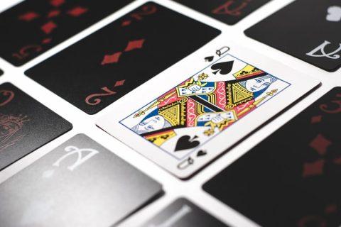 Baraja de cartas de Blackjack