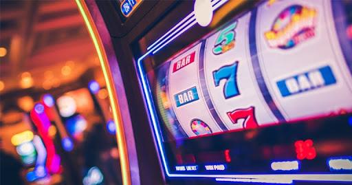 Tragaperras clásica en Casino